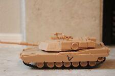 M1-A1 Abrams tank built