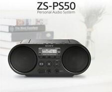 SONY Portable Radio MP3 CD Player USB Audio 80mm Full Range Stereo Speaker _mo