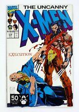 UNCANNY X-MEN #276 Marvel Comics JIm Lee NM 1991