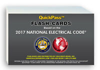 National Electrical Code QuickPass Flash-Cards Based on the 2017 NEC