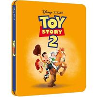 Disney Toy Story 2 Steelbook 4K Ultra HD & Blu-ray! New With Free Delivery!