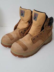 Herman Survivors Men's Boulder size 12 Steel Toe Work Boot (waterproof)