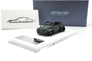 hpi64 VW Beetle - RWB - Army Green - 1:64