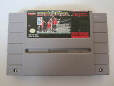 TECMO SUPER NBA BASKETBALL            ---   SUPER NINTENDO  // CART-USA