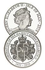 Isle of Man - 65th Anniversary of Queen Elizabeth II Coronation - WOPA Exclusive