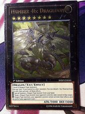 YU-GI-OH NUMBER 46: drachgluon SHSP-en050 ULTIMATE RARE INGLESE NM 1. o 2 ed