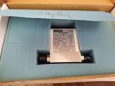 Sierra Top-Trak Mass Flow Meter 824S-L-2-OV1-PV1-V1 New Open Box