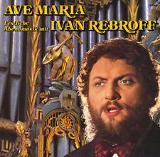 REBROFF Ave Maria HANDEL MOZART CRUGER BACH BIZET GOUNOD BEETHOVEN Gold Records