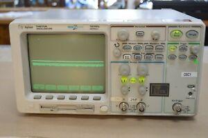 HP / Agilent 54622A 2-channel 100 MHz Oscilloscope
