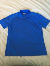 Nike Golf Tour Performance Dry Fit Men's Size Large Polo
