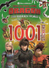 How To Train Your Dragon The Hidden World: 1001 Stickers BOOK NUOVO