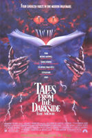 TALES FROM THE DARKSIDE MOVIE POSTER Original SS 27x40 STEPHEN KING Horror 1990