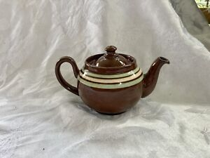 Vintage LB brown betty Teapot made in England