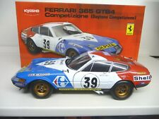 1:18 Kyosho Ferrari 365GTB4 Competizione Daytona #39 NEU NEW