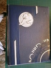Round Up Baylor University Waco Texas Yearbook 1938 Superb Condition