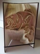 Libro de corte y doblez de combinación Plegable peces 549 páginas #2004 patrón.