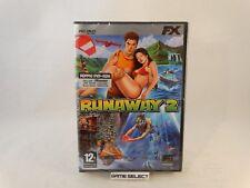 RUNAWAY 2 PC COMPUTER DVD-ROM FX INTERACTIVE NUOVO SIGILLATO