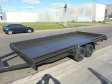 Car Carrier with Doors Trailer rating 2000kg GVM