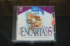 MICROSOFT ENCARTA 95 ENCYCLOPEDIA CD