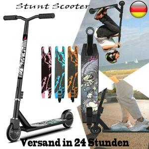 Freestyle Stunt Scooter Roller Kickscooter Kinderroller mit ABEC 9 Kugellager DE