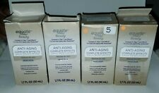 4CT Equate Beauty Anti-Aging Complete Effects Daily Moisturizer