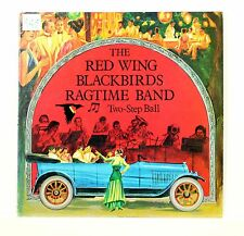 """THE RED WING BLACKBIRDS RAGTIME BAND """"Two-Step Ball"""" 12"""" STOMP OFF [Stereo LP]"""