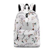 Flower Backpack For Girls Laptop Bookbags Travel Bagpack Women