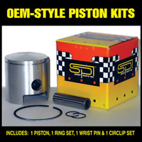 Sports Parts Inc.T-Moly Series Piston Kit~2001 Yamaha VX500DX VMAX 500 Deluxe