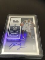 Panini Contenders Draft Ticket Kevon Looney Auto SP /99 Warriors UCLA