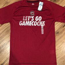 South Carolina Gamecocks Knights Apparel Shirt M Polyester