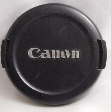 Used Canon snap-on 52mm Front Lens Cap - Taiwan Genuine 2114008