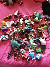 McDonald's Happy Meal Fast Food Toys Burger King