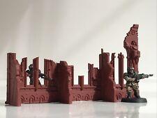 Warhammer 40K Ruins Sector Imperialis Battlefield Terrain READY TO PAINT L@@K 4