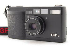 【MINT LCD Works】 RICHO GR1s Black Point & Shoot 35mm Film Camera From JAPAN f95