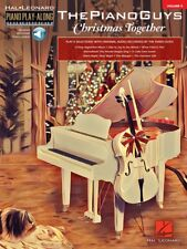 The Piano Guys Christmas Together Sheet Music Piano Play-Along Book 000259567