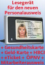 Personal ausweis Lesegerät neuen elektronischen Perso RFID NFC Chip Karten Leser