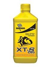 Olio Bardahl 100% sintetico 10W-60 10W60 4 Stroke XT-S XTS C60, codice 359039