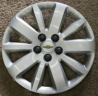 """Genuine Chevy Cruze 16"""" steel wheel application cover Hubcap Chevrolet 2011"""