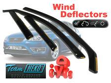 Ford Focus MK2 2004 - 2011 SALOON / HATCHBACK Wind deflectors  4.pc HEKO  15226