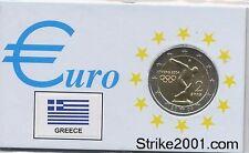 2 EURO COMMEMORATIVO GRECIA 2004 Discobolo