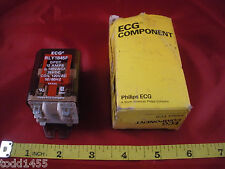 Philips ECG RLY1845F Relay 12 Amp @120VAC/28VDC Coil 120VAC 50/60HZ New