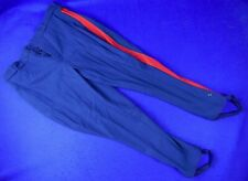 Soviet Russian Russia Ussr Ww2 Vintage Police General Trousers Pants Uniform