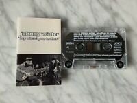 Johnny Winter Hey, Where's Your Brother? CASSETTE Tape 1992 Virgin/Capitol RARE!
