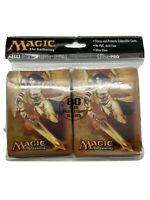 ULTRA PRO AKROMA ANGEL OF WRATH - 80 Deck Protector Sleeves Sealed MTG MAGIC new