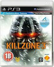 Killzone 3 Know Your Enemy Sony PS3 NEW Factory Sealed w/tear strip Free uk Post