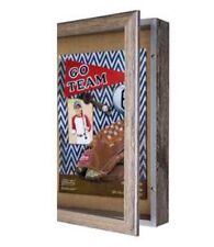 "16"" x 20""  Rustic Barn Wood Collectible Shadow Box New"