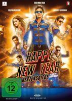 HAPPY NEW YEAR-HERZENSDIEBE - KHAN,SHAH RUKH   DVD NEU