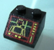 LEGO 3039pb002 @@ Slope 45 2 x 2 Spyrius Droid Image Pattern @@ 1793 6949 6991