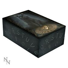 NEMESIS NOW TAROT CARD BOX LISA PARKER *HIS MASTER'S VOICE* PAGAN OCCULT WITCH