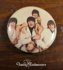 Beatles Yesterday & Today Butcher Baby Cover Image Button Pin Pinback